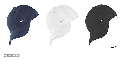 Authentic Nike Cap Hat Unisex Metal Swoosh One Size Adjustable ... 645d940c783